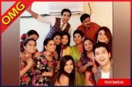 Dishank Arora and Tanvi Dogra robbed on Jiji Maa sets