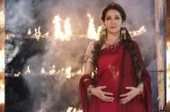 Sameksha Singh suffers major burns shooting for a 'Fire Sequence' in Porus