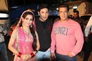 When Salman Bhai met Bhabhiji