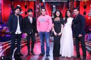 Salman - the most expensive chorus singer on The Voice India Kids!