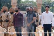 Mohit Raina and Mukul Dev celebrate the 70th Army Day