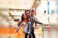 When arc nemesis Vikas Gupta and Hina Khan gave each other nick names on their reunion