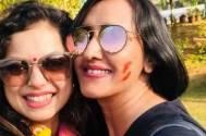 Gul Khan & Drashti Dhami