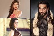 Tina Dutta, Amruta Khanvilkar & Ranveer Singh