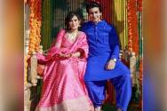 Gautam Rode and Pankhuri Awasthy