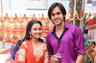 Ashi Singh and Randeep Rai