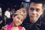 Vansh Maheshwari & Karan Johar