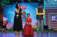 Rituparna and Kanchan to grace Dance Bangla Dance Junior