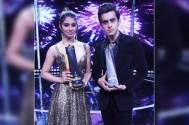 India's Next Superstars winners Aman and Natasha