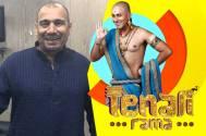 Tarakesh Chauhan in SAB TV's Tenali Rama