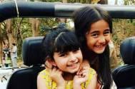 Reel life foes Aakriti & Myra are real life friends