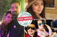 Arjun-Alisha miss flight, Drashti's shenanigans and other Telly updates