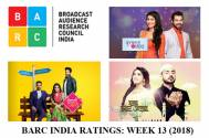 BARC India Ratings–Week 13: Zee TV's Kumkum, Kundali & Ishq Subhan Allah rules the roost