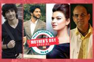 Television actors get 'filmy' on Mother's Day