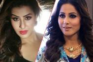 Shilpa Shinde and Hina Khan