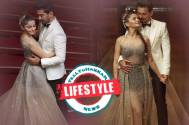 From Drashti to Nia! Check out the stunners at Rubina–Abhinav's cocktail cum reception
