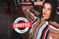 Gauahar Khan sizzles in a metal outfit