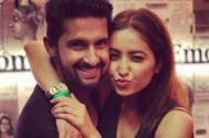 Ravi Dubey and Asha Negi