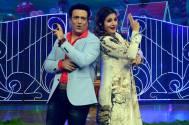 Govinda and Raveena in Zee Bangla's Dance Bangla Dance Junior
