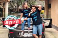 Why did Yuvika Chaudhary give the cold shoulder to boyfriend Prince Narula?