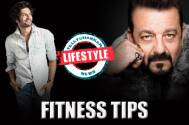 Ali takes fitness tips from Sanjay Dutt