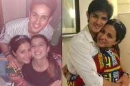 Priyank Sharma, Benafsha Soonawalla, Vikas Gupta, and Rohan Mehra bring in Hina Khan's birthday