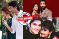Rohan and Kanchi's candid picture, and other Telly updates