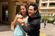 Priyank and Benafsha