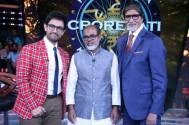 Gazi is a rare soul who helps other people even when he has nothing to spend: Aamir Khan on KBC 10