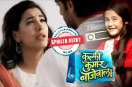 Kulfi to STOP Gunjan from revealing the truth about her being Sikandar's daughter in Star Plus' Kulfi Kumarr ...