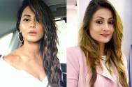 Hina Khan v/s Urvashi Dholakia