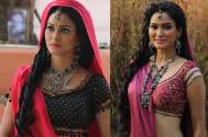 Neetha Shetty turns into a Naagin for &TV's Laal Ishq