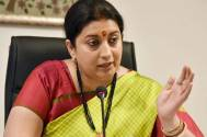 Smriti Irani takes a dig at her character Tulsi Virani