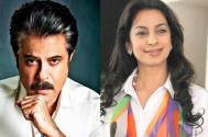 Anil Kapoor and Juhi Chawla grace The Kapil Sharma Show