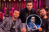 Post Hardik Pandya controversy, audiences upset with Ranveer Singh for asking this question on KWK