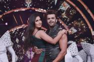 Katrina Kaif and  Manish Paul