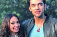 Parth Samthaan and Pooja Banerjee to sizzle on screen in Kehne Ko Humsafar Hain Season 2
