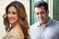 Disha Patani and Salman Khan