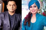 A R Rahman and Harshdeep Kaur