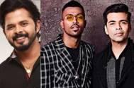 Sreesanth supports Hardik Pandya in Koffee With Karan fiasco