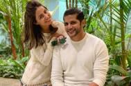 Karanvir Bohra & Hina Khan