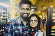 When Drashti Dhami had a fan moment with Uri actor Vicky Kaushal