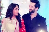 Surbhi Chandna and Nakuul Mehta