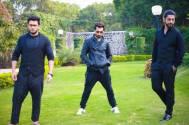 Ishqbaaaz actors Kunal Jaisingh and Leenesh Mattoo party together minus Nakuul Mehta