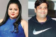 Bharti Singh and Kiku Sharda