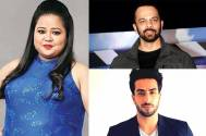 THIS is why Bharti Singh, Rohit Shetty and Aly Goni