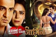Ronit Roy and Mona Singh to promote Kehne Ko Humsafar Hain in Colors' Naagin