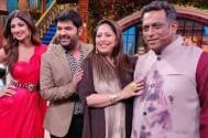 Shilpa Shetty, Geeta Kapur and Anurag Basu grace The Kapil Sharma Show