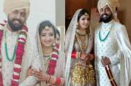 Saath Nibhana Saathiya fame Lovey Sasan gets hitched