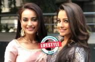Surbhi Jyoti and Anita Hassanandani